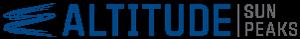 Altitude Sun Peaks Logo
